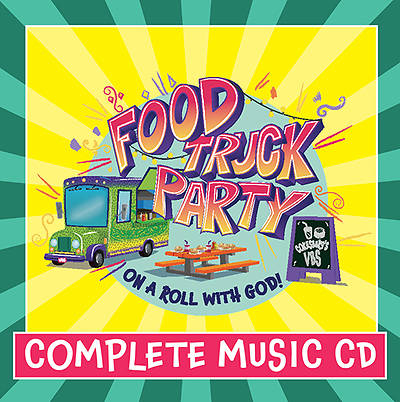 Picture of Vacation Bible School (VBS) Food Truck Party Complete Music CD