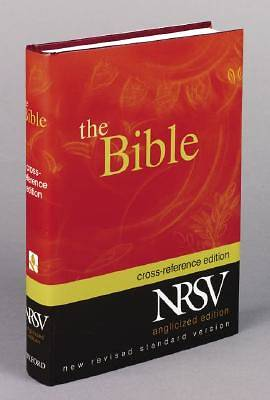 The New Revised Standard Version Cross Reference Edition