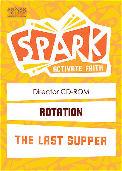 Spark Rotation The Last Supper Director CD