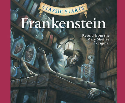 Picture of Frankenstein (Library Edition)