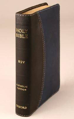Catholic Bible-RSV-Compact Apocrypha