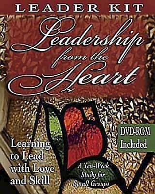 Picture of Leadership from the Heart - DVD with Leader Guide