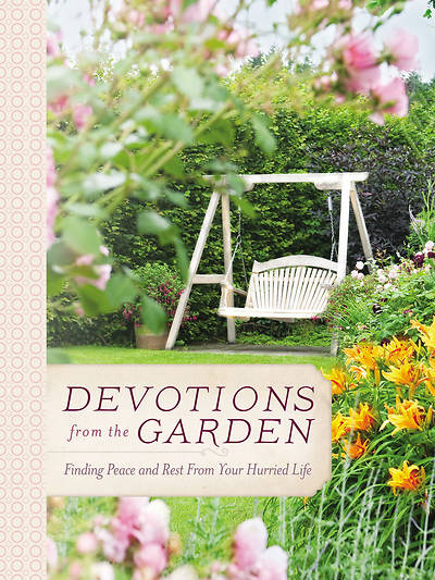 Picture of Devotions from the Garden