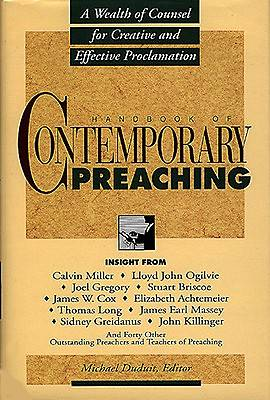 Handbook of Contemporary Preaching