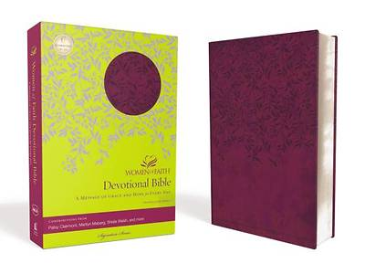 Women of Faith Devotional Bible, New King James Version
