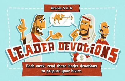 Picture of Buzz Grades 5-6 Perplexity Leader Devotions Spring 2021