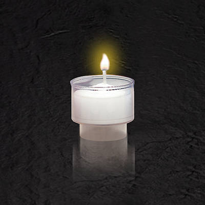 Picture of Crystal Disposable Votive Light (Package of 144)