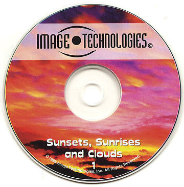 Image Technologies - Sunsets, Sunrises and Clouds 1