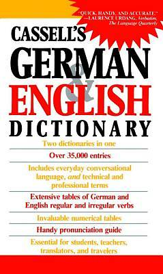 Cassells German English Dictionary