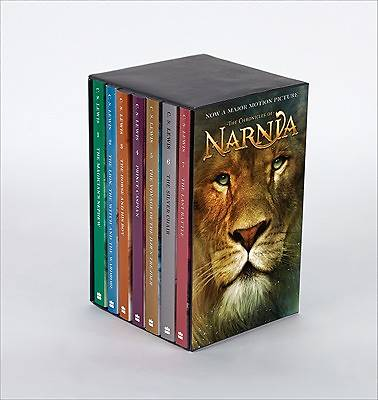 Picture of The Chronicles of Narnia Movie Tie-In Box Set (Rack)