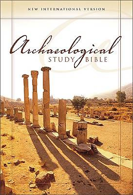 Archaeological Study Bible, Large Print - New International Version