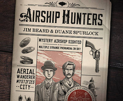 Picture of Airship Hunters