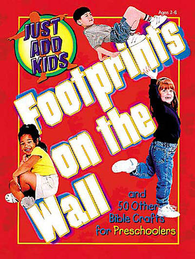 Just Add Kids: Footprints on the Wall