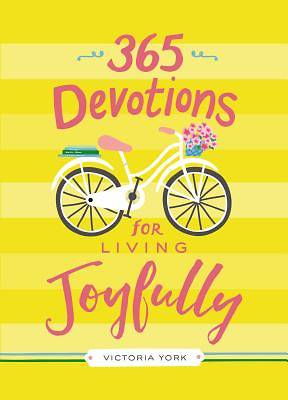 Picture of 365 Devotions for Living Joyfully