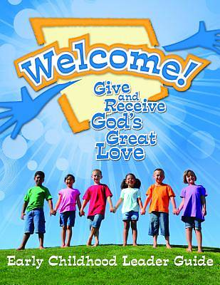 Mennomedia Welcome VBS 2014 Early Childhood Leaders Guide