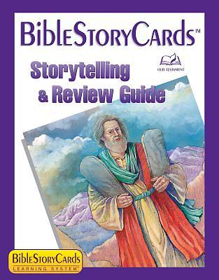 Bible Story Cards Story Telling and Review Guide