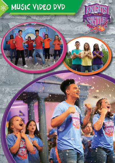 Picture of Vacation Bible School (VBS) 2020 Knights of North Castle Music Video DVD