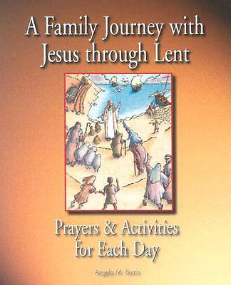 Picture of A Family Journey with Jesus Through Lent