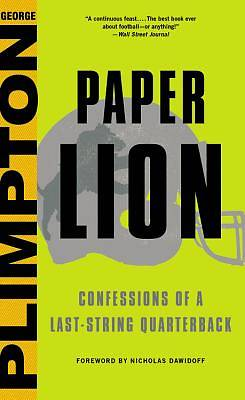 Picture of Paper Lion