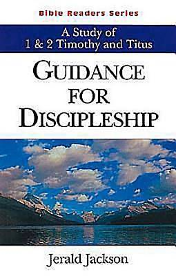 Guidance for Discipleship Student