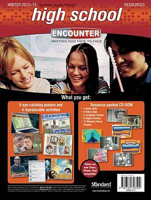 Encounter High School Resources Winter 2012-13