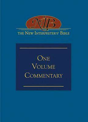 The New Interpreters® Bible One-Volume Commentary - eBook [ePub]