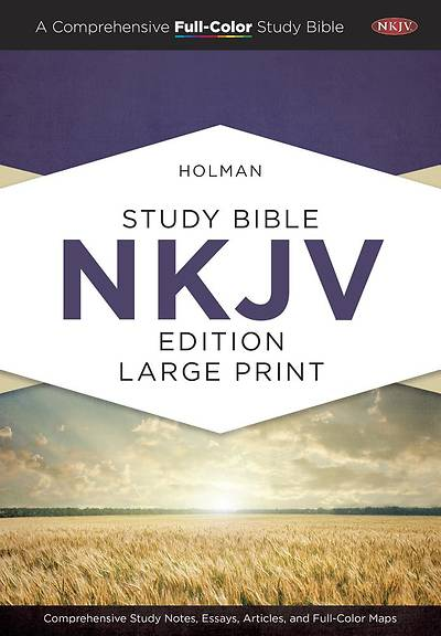 Picture of Holman Study Bible