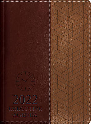 Picture of The Treasure of Wisdom - 2022 Executive Agenda - Two-Toned Brown
