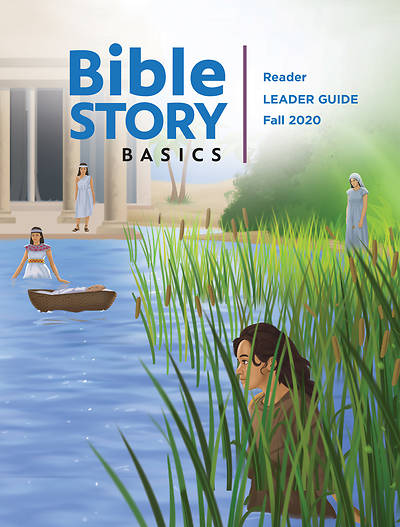 Picture of Bible Story Basics Reader Leader Guide Fall Year 2