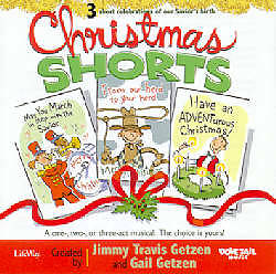 "Christmas ""Shorts"" - Listenening CD"