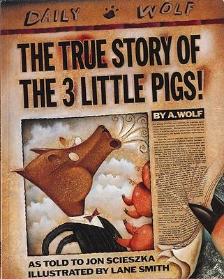 Picture of The True Story of the 3 Little Pigs