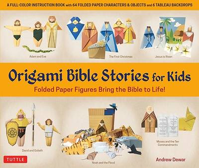 Picture of Origami Bible Stories for Kids - eBook [ePub]