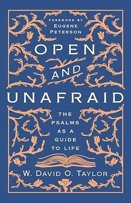 Picture of Open and Unafraid