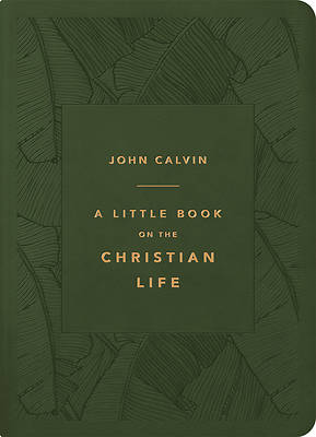 Picture of A Little Book on the Christian Life (Gift Edition), Olive
