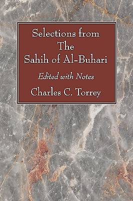 Selections from the Sahih of Al-Buhari