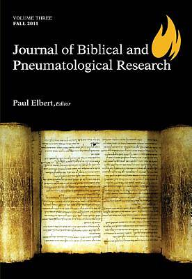 Picture of Journal of Biblical and Pneumatological Research