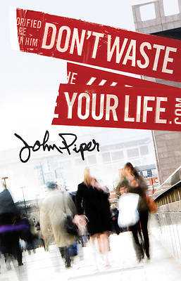 Picture of Don't Waste Your Life (Pack of 25)