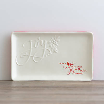 Picture of JOY Christmas Tray