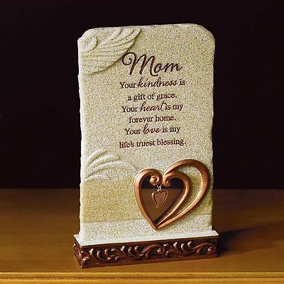 Mom Large Plaque