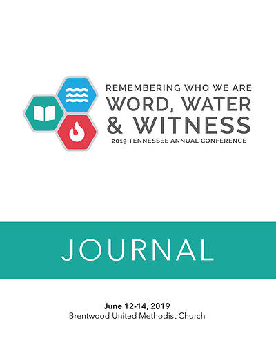 Picture of Tennessee Annual Conference Journal 2019