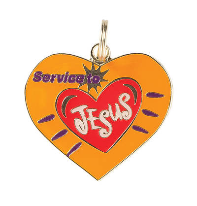 Picture of FaithWeaver Friends Elementary Service to Jesus Key (Pkg of 5)