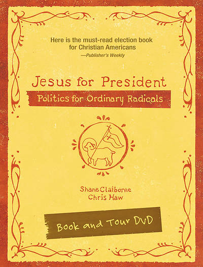 Jesus for President Pack
