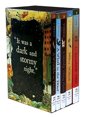 Picture of The Wrinkle in Time Quintet Box Set