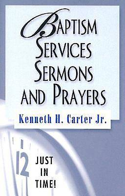 Picture of Just In Time! Baptism Services, Sermons, and Prayers - eBook [Adobe]