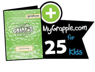 Picture of Group's Grapple Preteen 25 User Pack Summer 2013