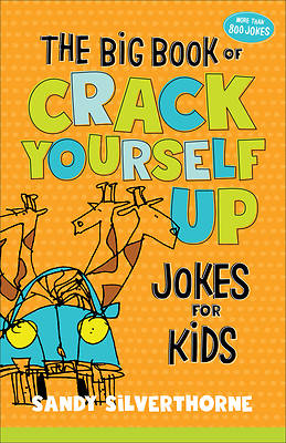 Picture of The Big Book of Crack Yourself Up Jokes for Kids