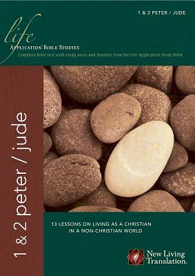Life Application Bible Studies - 1 & 2 Peter/Jude