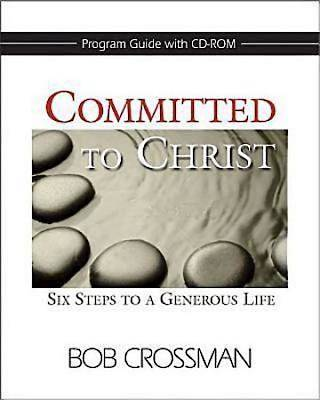 Picture of Committed to Christ: Program Guide with CD-ROM