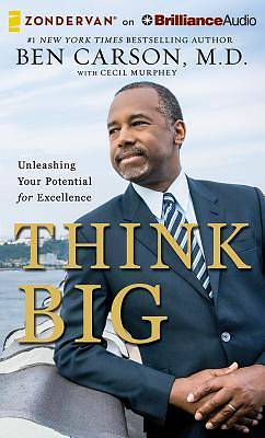 Picture of Think Big: Unleashing Your Potential for Excellence Audiobook
