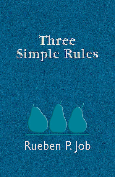 Three Simple Rules - Paperback Edition [Case of 50]